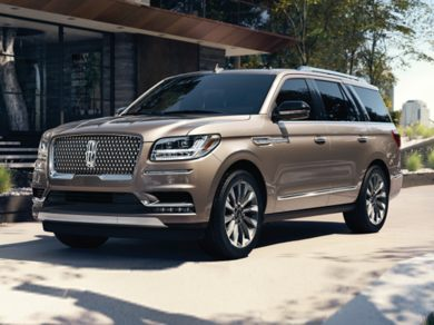 OEM Exterior Primary  2018 Lincoln Navigator