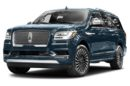3/4 Front Glamour 2018 Lincoln Navigator L