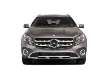 Grille  2018 Mercedes-Benz GLA-Class