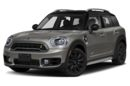3/4 Front Glamour 2018 MINI Countryman