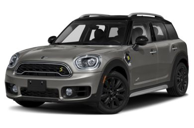 3/4 Front Glamour 2019 MINI Countryman
