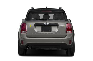Rear Profile  2018 MINI Countryman