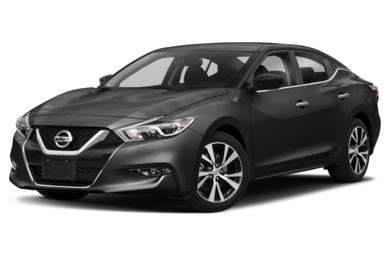 3/4 Front Glamour 2018 Nissan Maxima