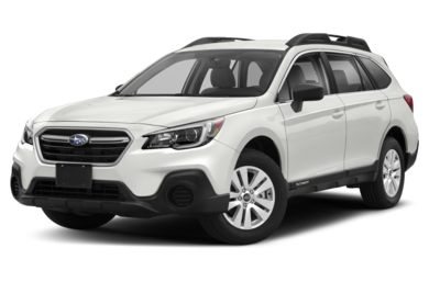 3/4 Front Glamour 2018 Subaru Outback