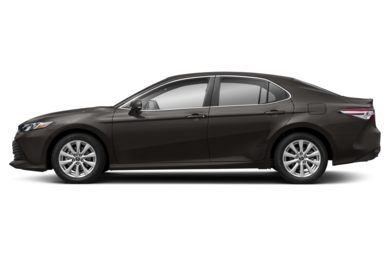 90 Degree Profile 2018 Toyota Camry