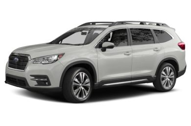 3/4 Front Glamour 2019 Subaru Ascent