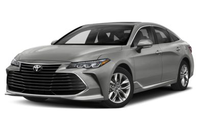 3/4 Front Glamour 2019 Toyota Avalon