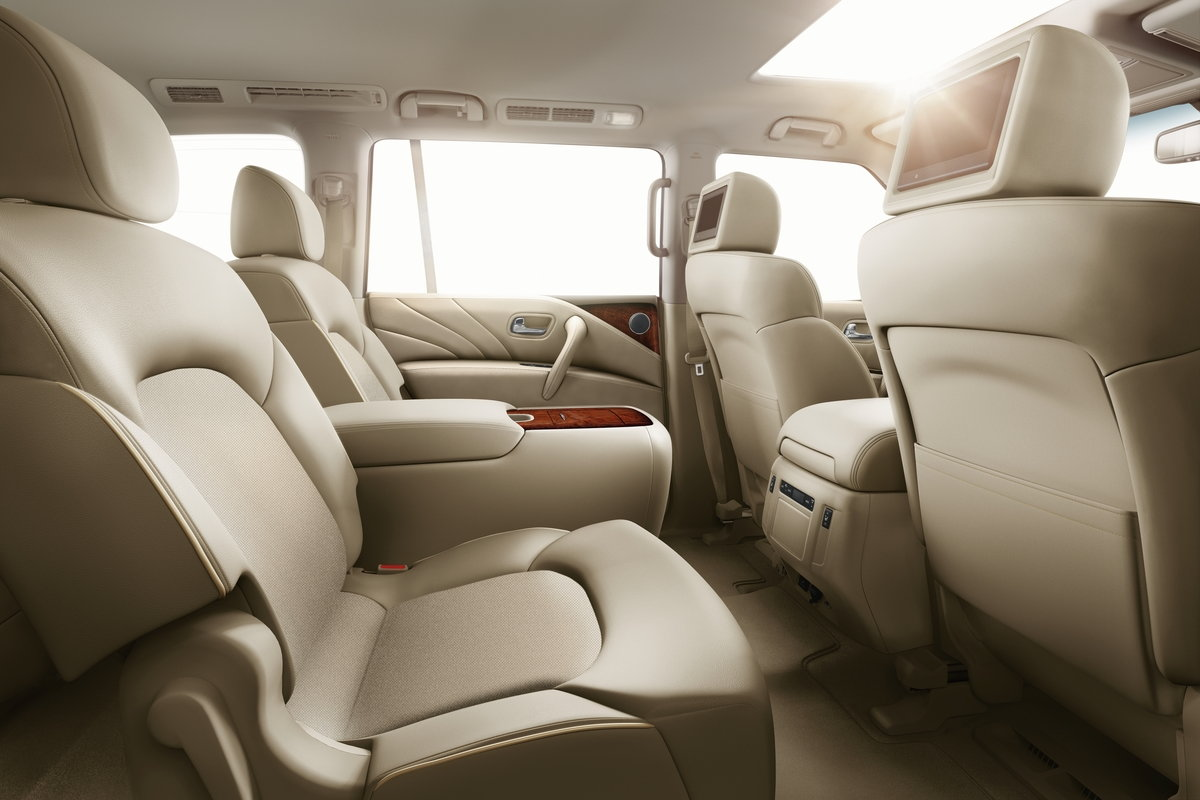 2018 Nissan Armada Deals Prices Incentives Amp Leases