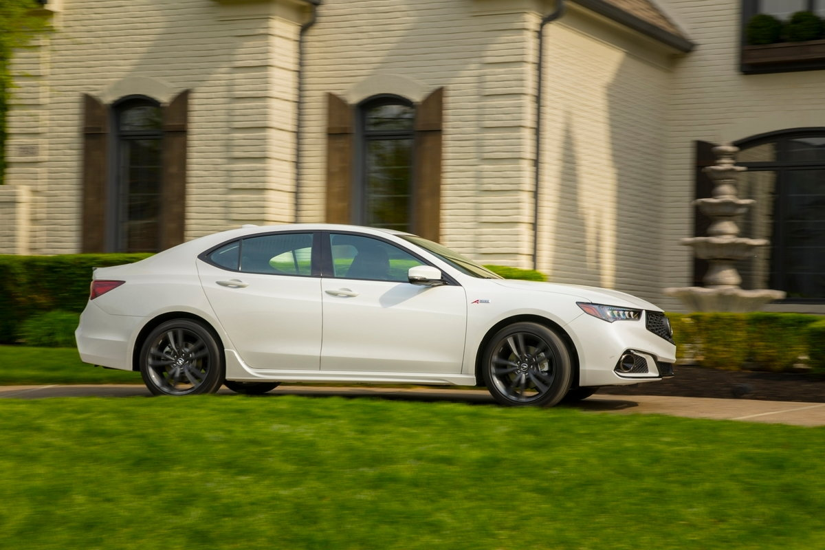 Bmw Adaptive Cruise Control Review >> 2019 Acura TLX Deals, Prices, Incentives & Leases, Overview - CarsDirect