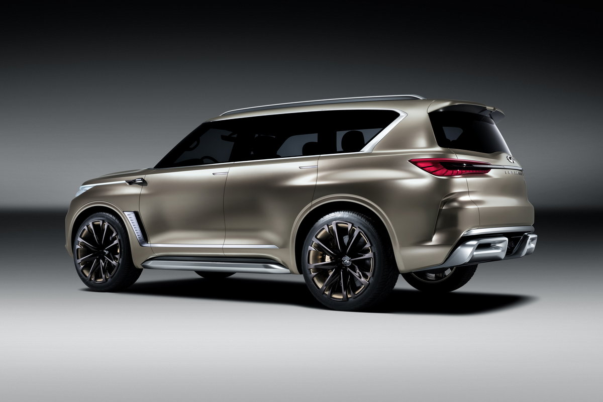 2018 INFINITI QX80: Preview, Pricing, Release Date