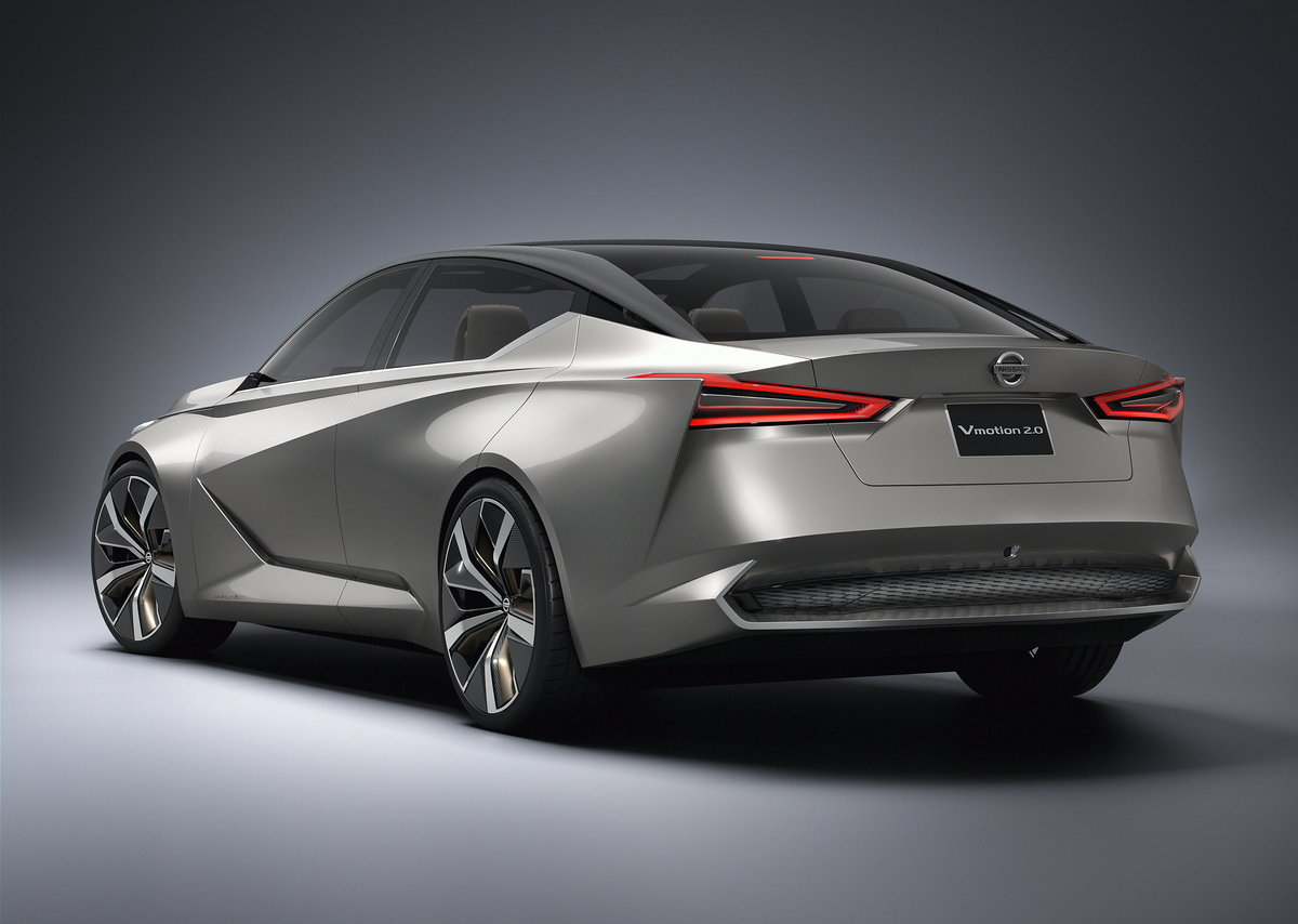 2019 Nissan Altima Redesign Info Pricing Release Date