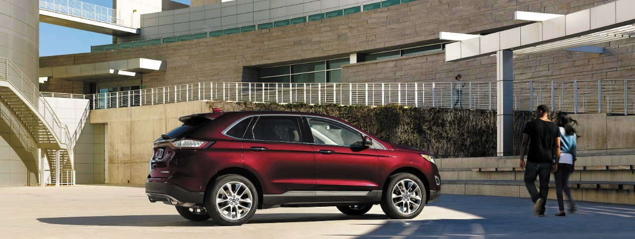 2018 Ford Edge Deals, Prices, Incentives & Leases ...