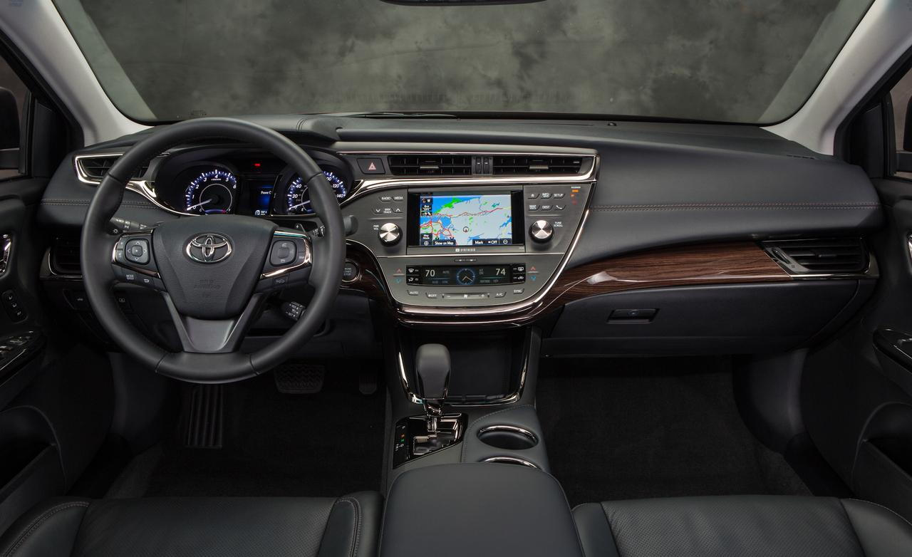 2014 Toyota Avalon Styles Amp Features Highlights