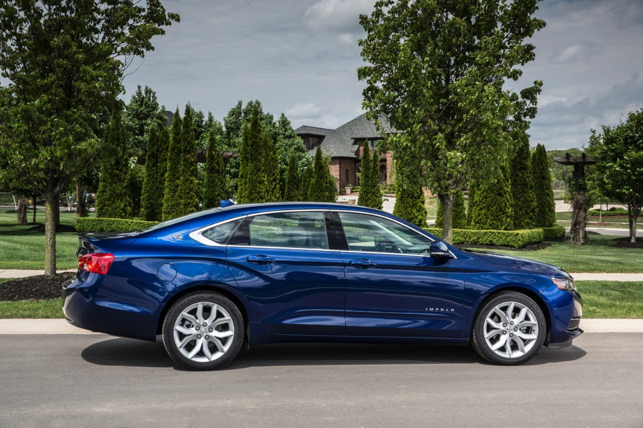 2018 Chevrolet Impala Deals Prices Incentives Amp Leases