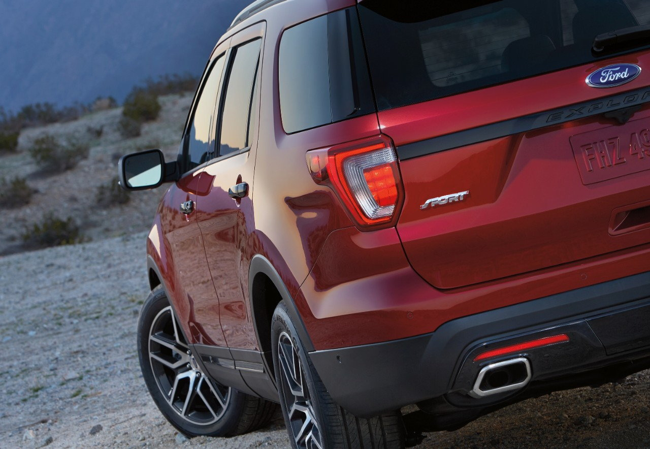 Toyota Dealers Mn >> 2018 Ford Explorer Deals, Prices, Incentives & Leases ...
