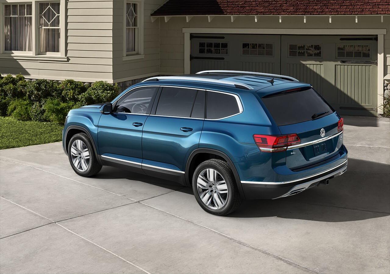 2018 Volkswagen Atlas Tiguan Offer Best In Class