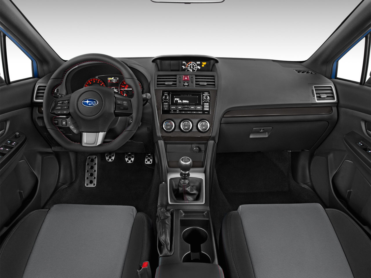 2016 subaru wrx review carsdirect. Black Bedroom Furniture Sets. Home Design Ideas
