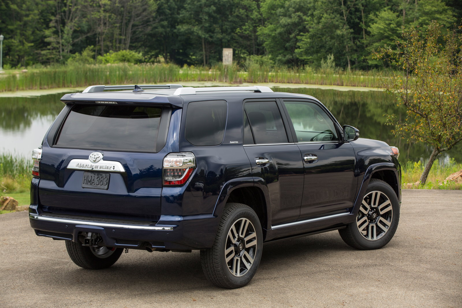 2018 toyota 4runner deals prices incentives leases. Black Bedroom Furniture Sets. Home Design Ideas