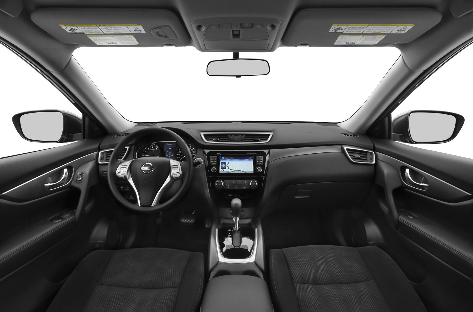 2016 Nissan Rogue Review Carsdirect