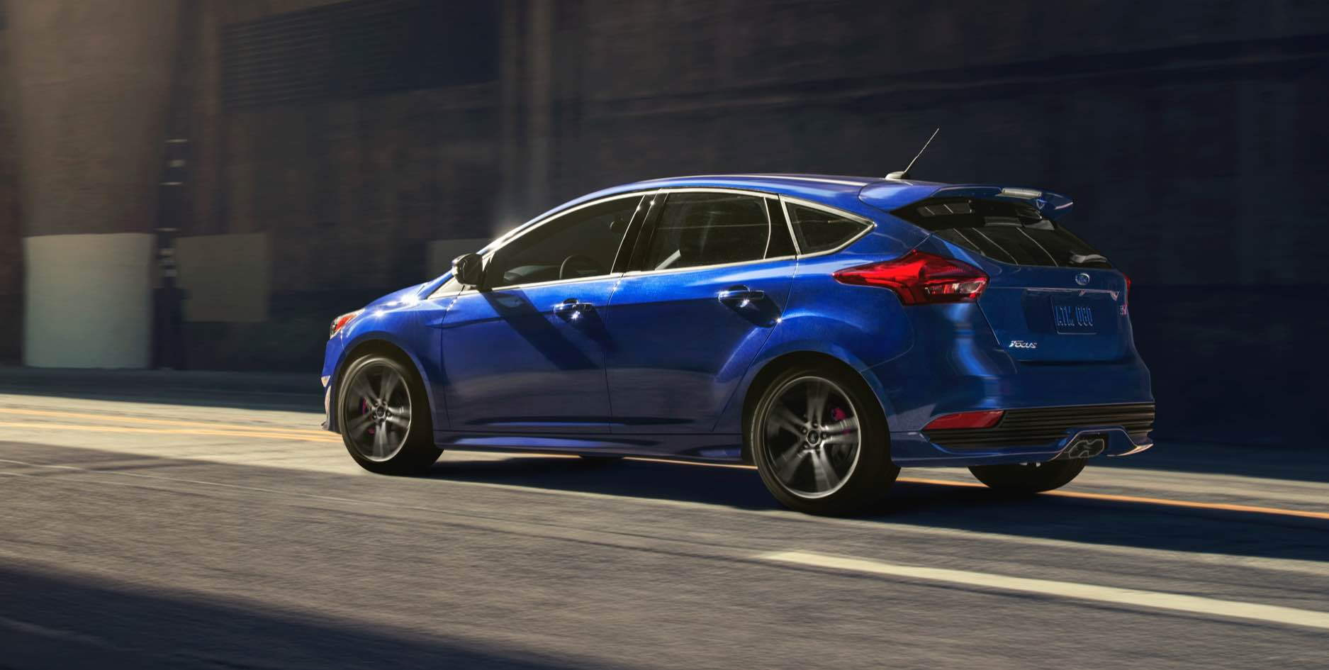 2018 ford focus st deals prices incentives leases overview carsdirect. Black Bedroom Furniture Sets. Home Design Ideas