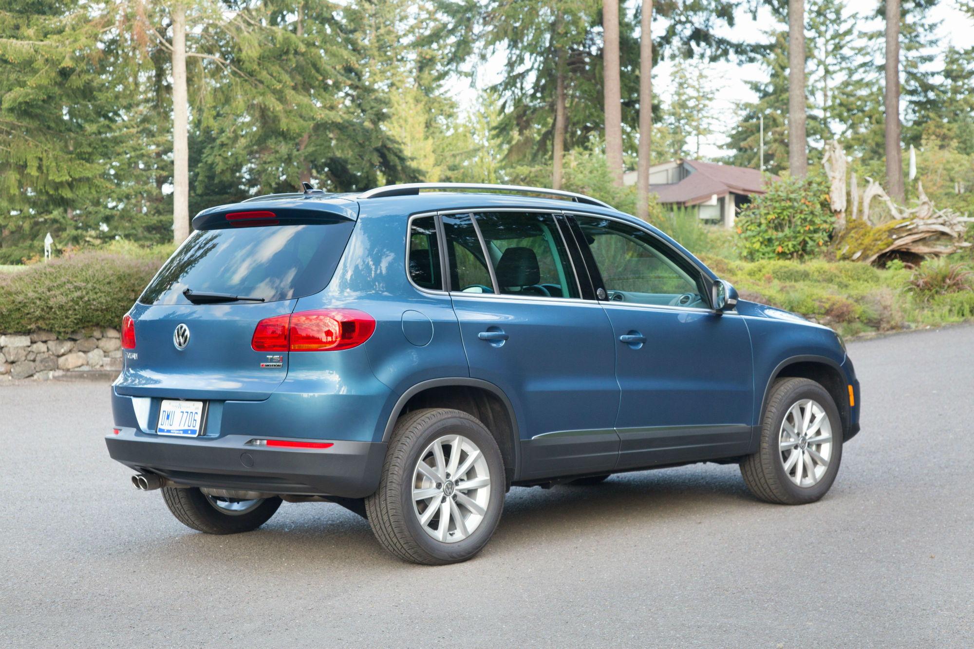 2018 Volkswagen Tiguan Limited Deals Prices Incentives