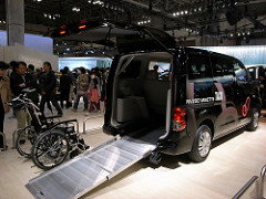 wheelchair car carrier