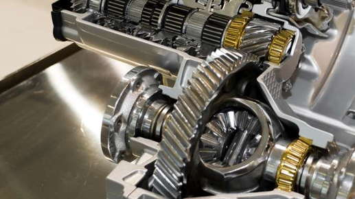 An Automobile Transmission