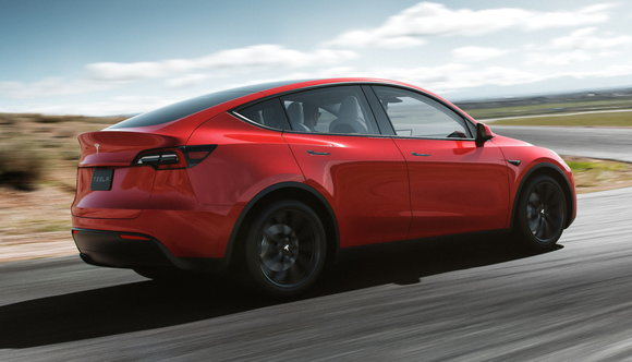Tesla Releases Standard Range Model Y Along With 7 Seat Option