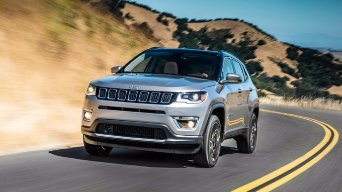2018 jeep compass redesign info pricing release date. Black Bedroom Furniture Sets. Home Design Ideas
