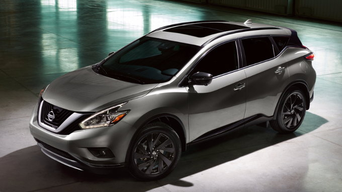2018 Nissan Murano Preview Pricing Release Date