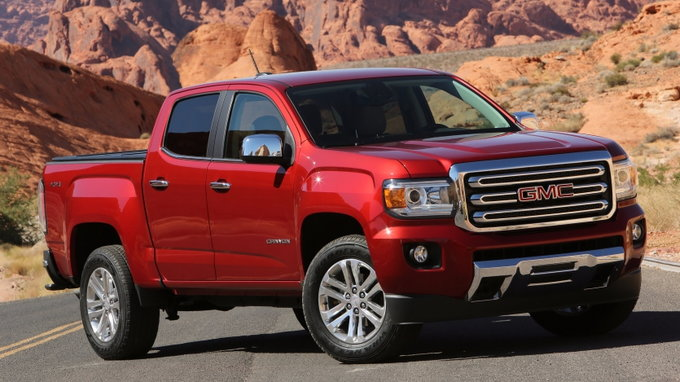 2018 GMC Canyon Deals, Prices, Incentives & Leases, Overview ...
