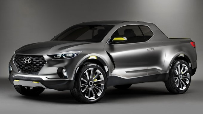 2018 Hyundai Santa Cruz Preview Release Date