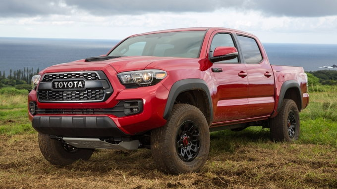 2018 Toyota Tacoma Preview Pricing Release Date