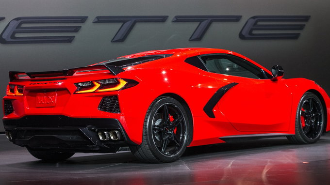 2020 Chevy Corvettes Have Some Cool Hidden Options - CarsDirect