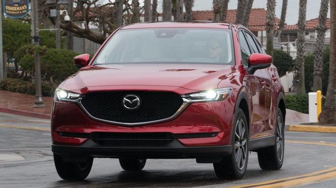 2018 Mazda Cx 5 Preview Pricing Release Date