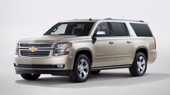 2018 chevrolet suburban preview pricing release date. Black Bedroom Furniture Sets. Home Design Ideas