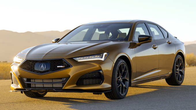 2021 Acura Tlx Type S Arriving In May From Low 50 000s Carsdirect
