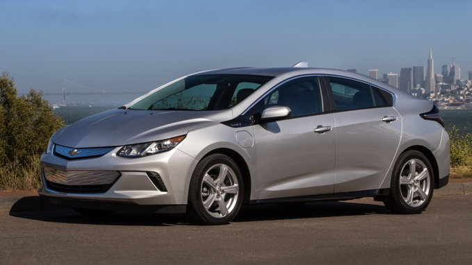 2018 Chevrolet Volt Preview Pricing Release Date