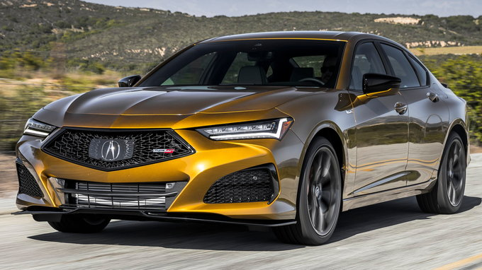 2021 Acura Tlx Type S Pricing Starts At 53 325 Carsdirect
