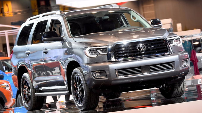 2018 Toyota Sequoia Preview Pricing Release Date