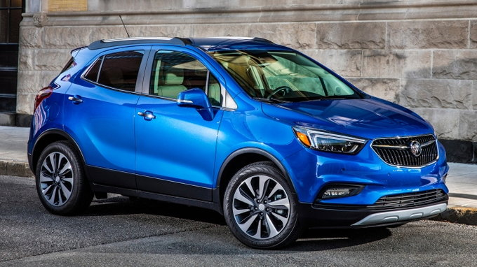 2018 Buick Encore Preview Pricing Release Date
