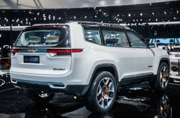 Jeep Wagoneer 2018 >> 2018 Jeep Grand Wagoneer Preview Pricing Release Date