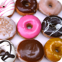 image of donuts.