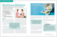 Blood Pressure Medications - Dear Doctor Magazine