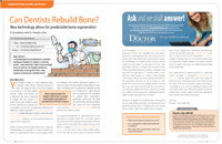 Bone Grafting - Dear Doctor Magazine