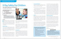 X-Ray Safety For Children - Dear Doctor Magazine