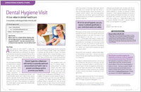 Dental Hygiene Visit - Dear Doctor Magazine