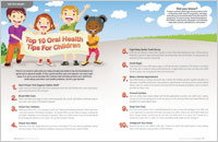 Top 10 Tips for Children - Dear Doctor Magazine