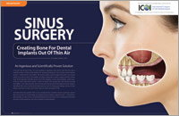 Sinus Surgery - Dear Doctor Magazine