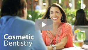 Cosmetic dentistry video